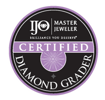 Certified Diamond Grader seal